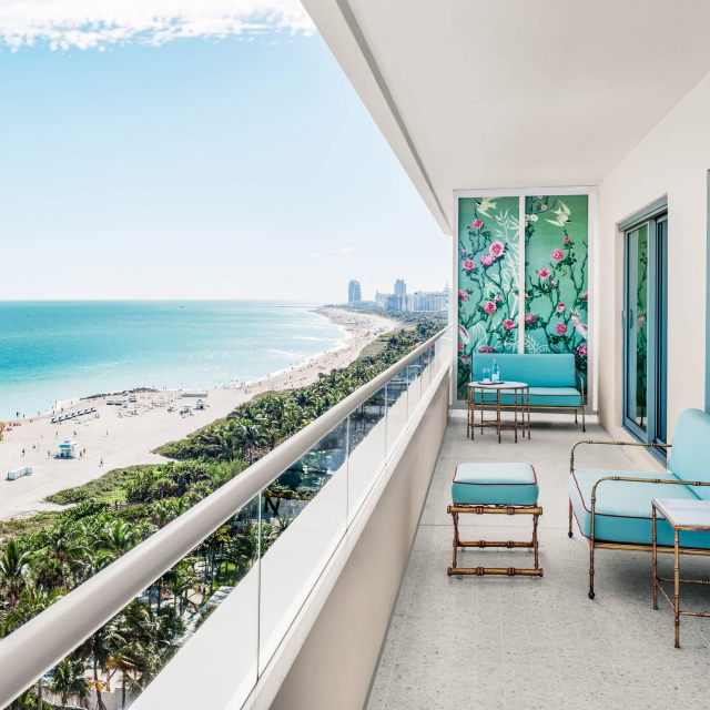 Where to Stay: Faena Hotel