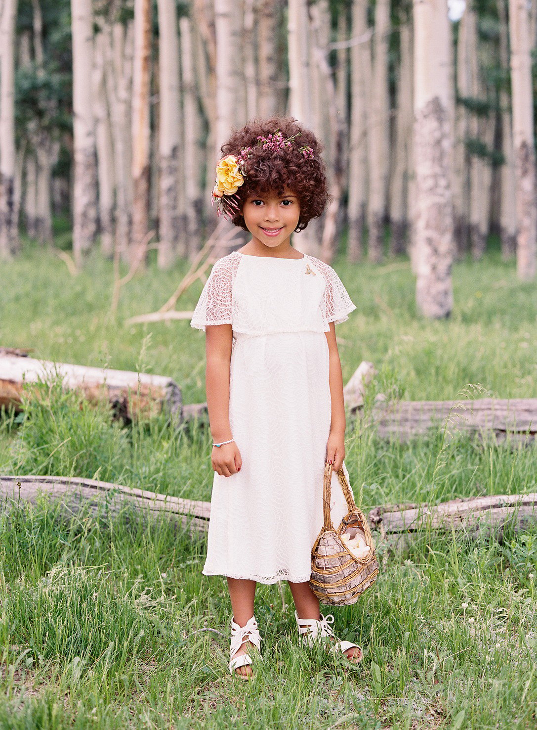 How Much Say Do You Really Have in Your Flower Girl's Attire?