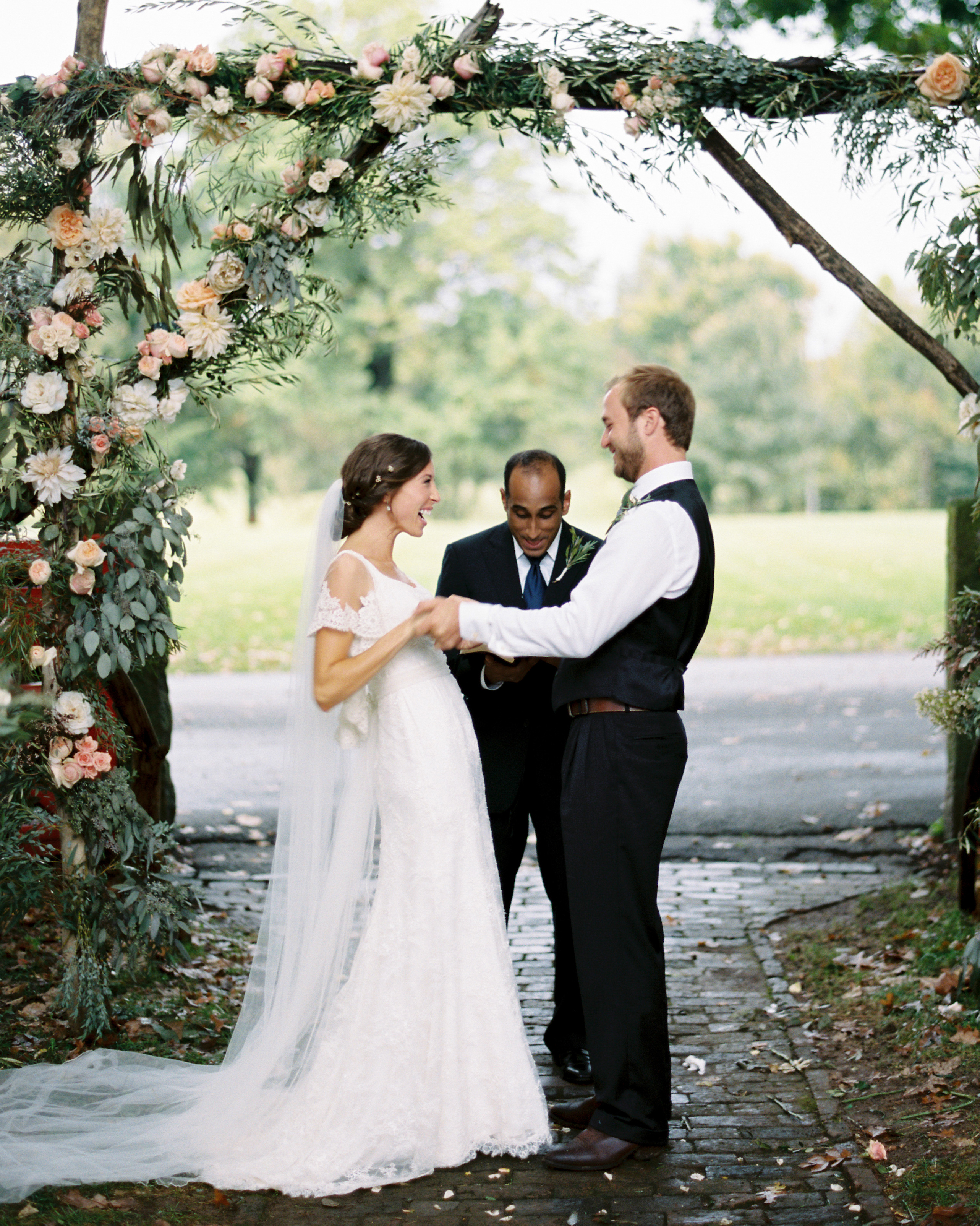 Everything You Need to Know About Asking a Friend to Officiate Your Wedding