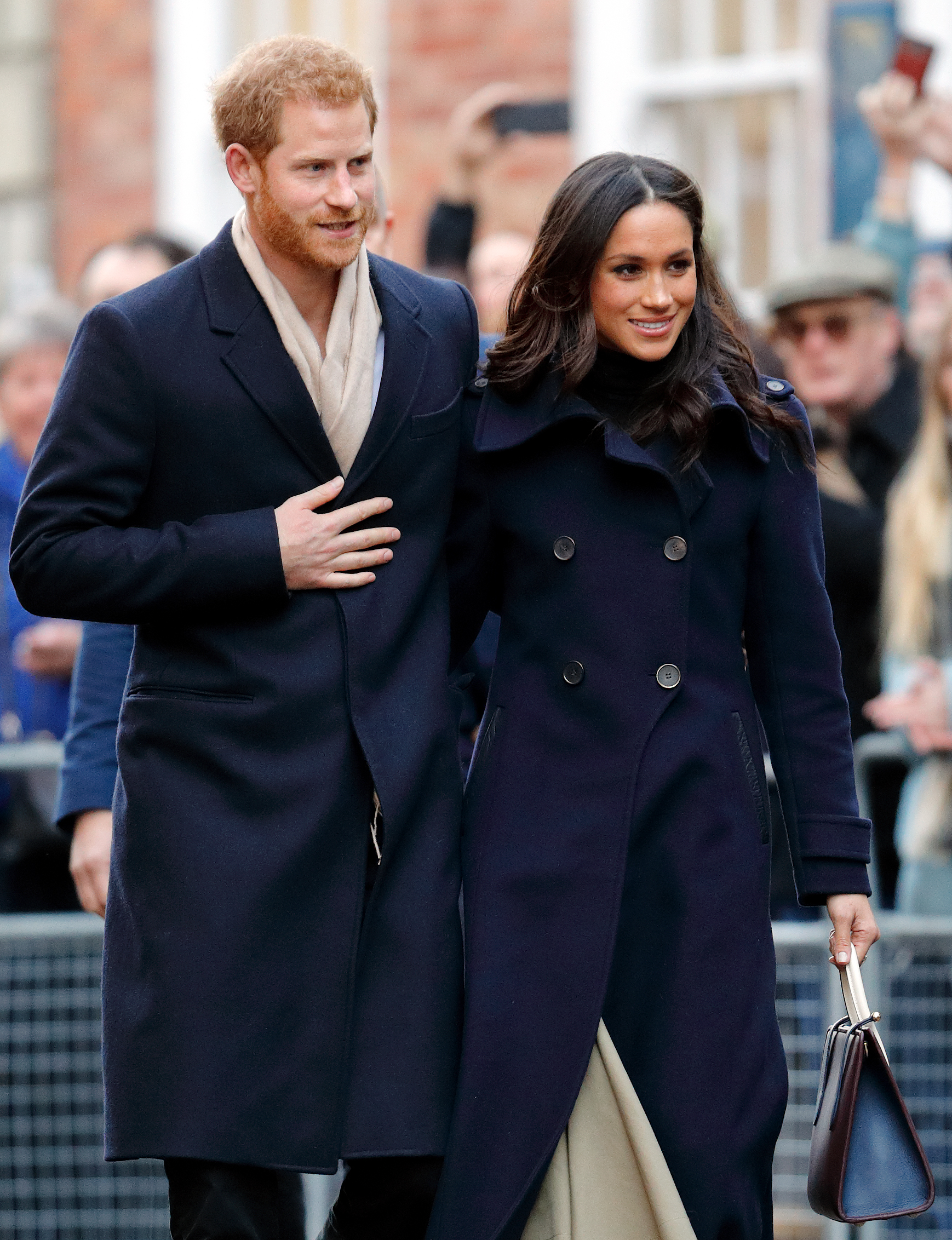 Prince Harry and Meghan Markle's Reported Matchmaker Is Getting Married—and the Royals Are There to Celebrate