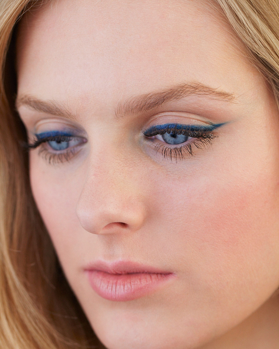 4 Subtle Ways to Make Your Wedding Makeup Your  Something Blue