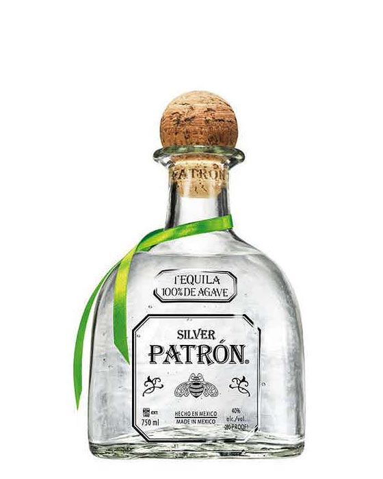 mini bottle or patron