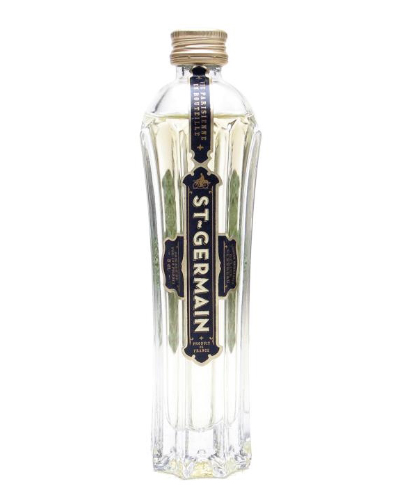 st germain small alcohol bottle