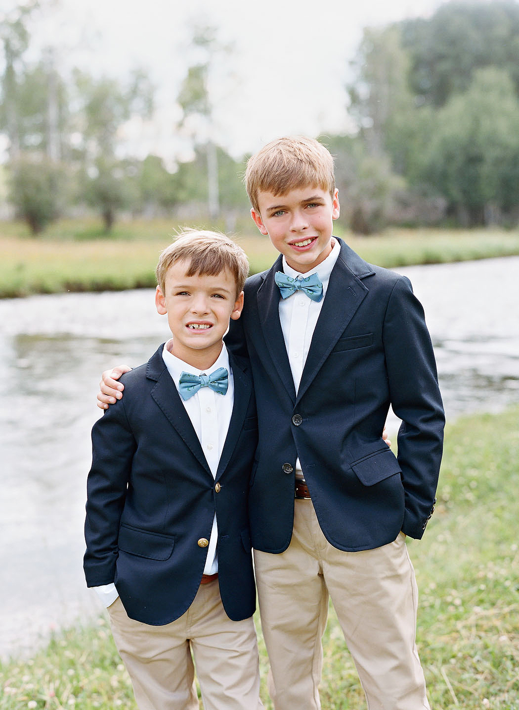 30 Cute Ties Your Ring Bearer Will Love Wearing