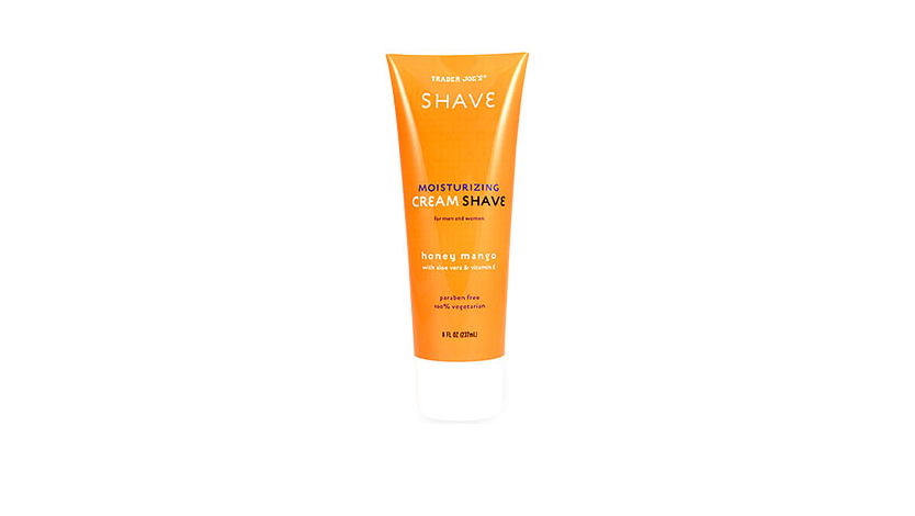 trader joes beauty cream shave