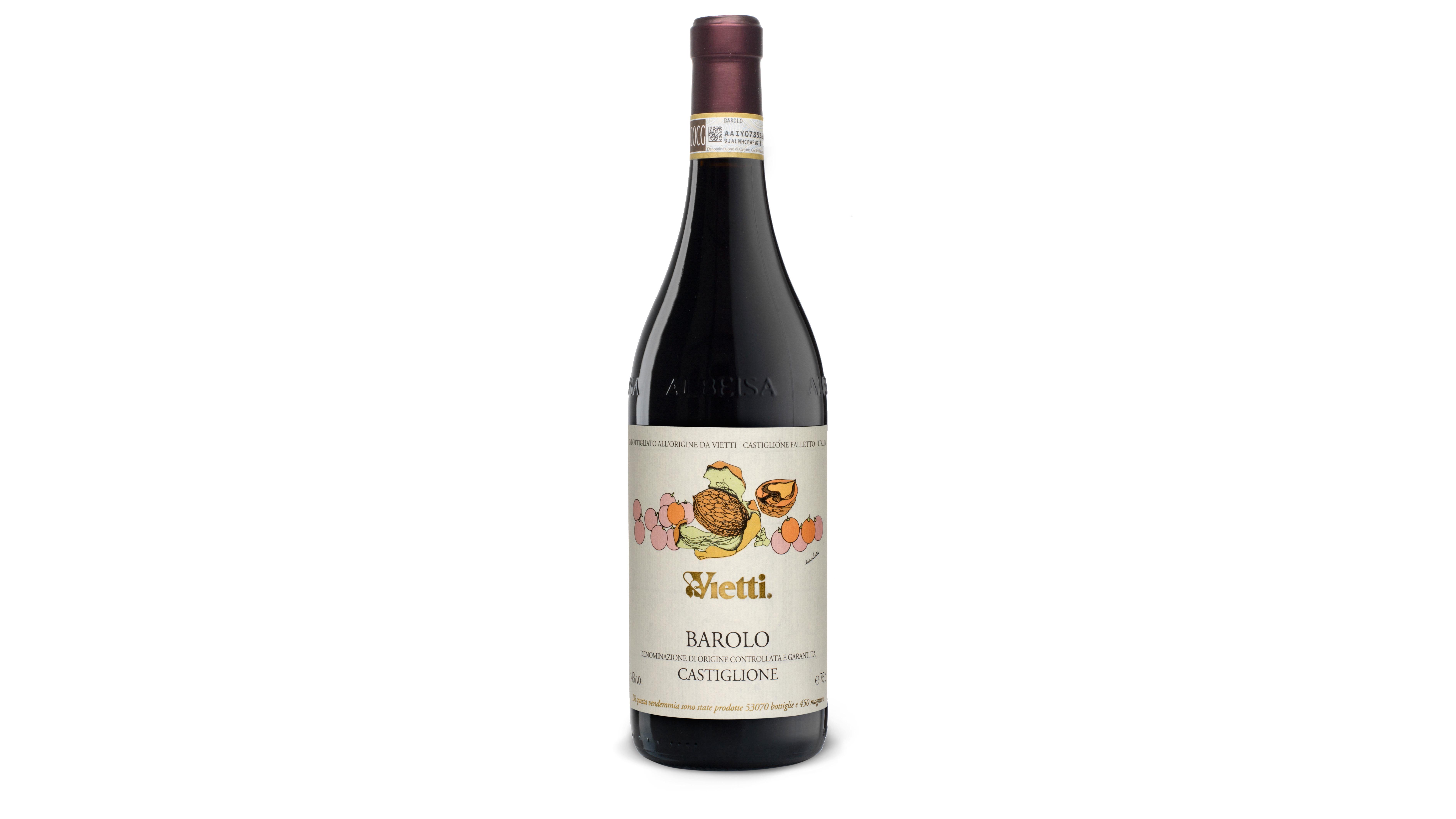 special occasion wines vietti barolo castiglione