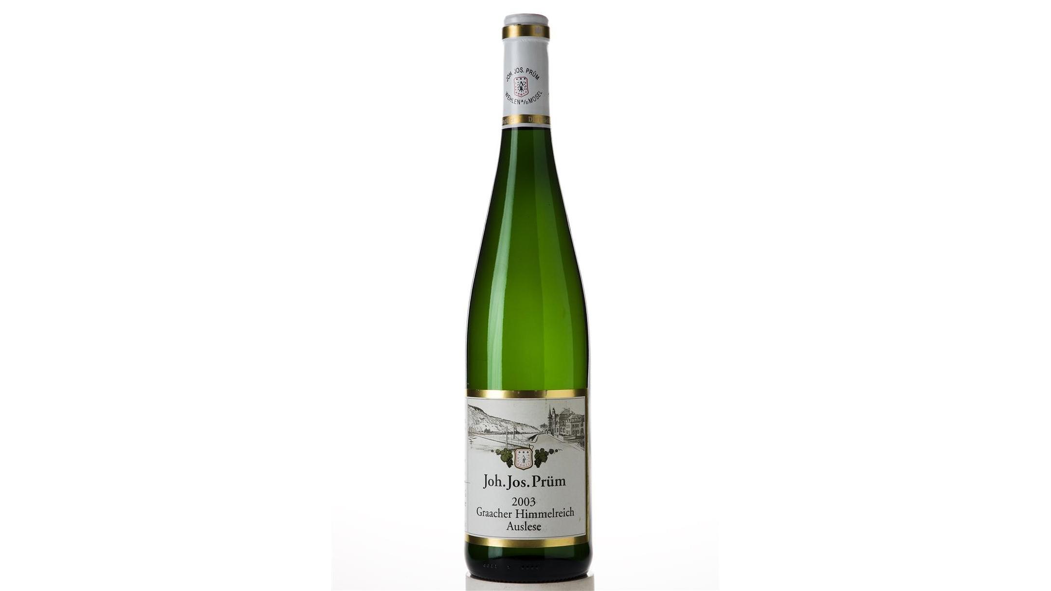special occasion wines joh jos prum