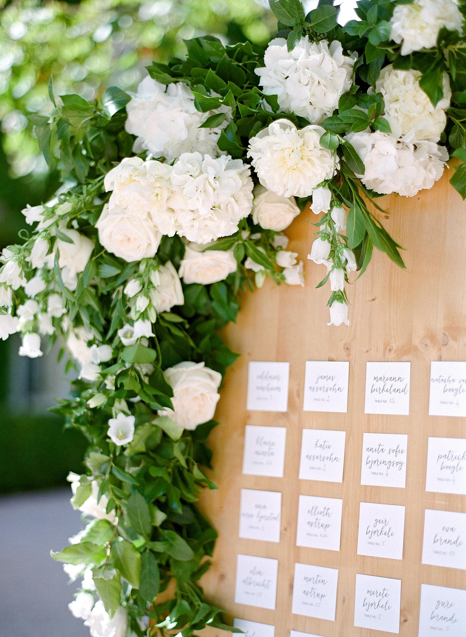 jannicke paal france wedding escort cards