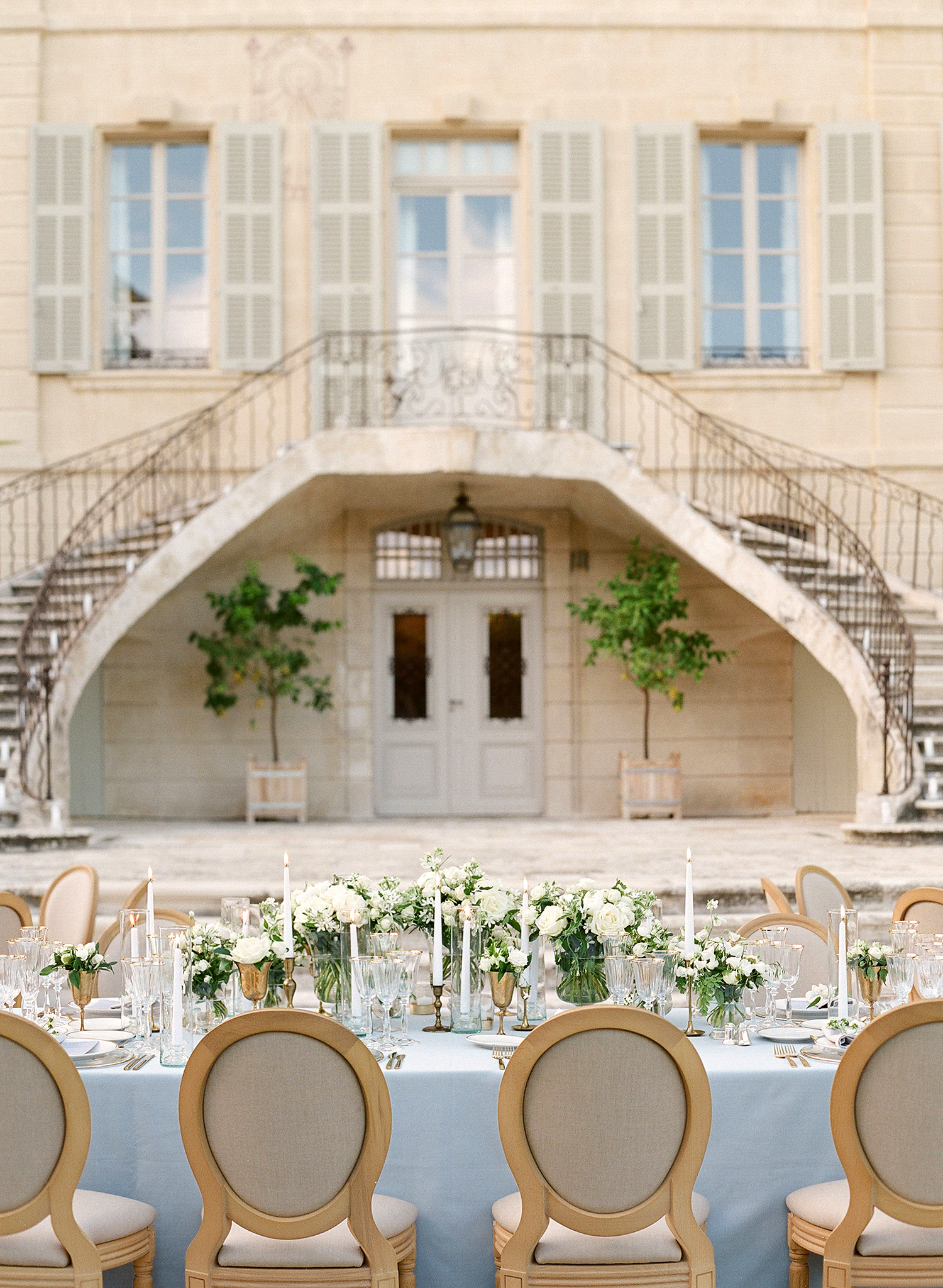 jannicke paal france wedding table