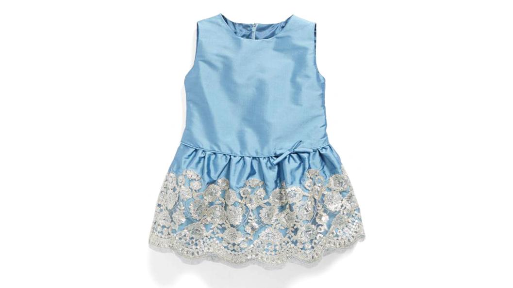Isabel Garreton Drop-Waist Dress