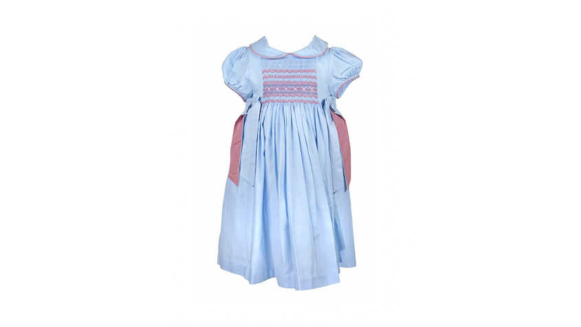 Luli & Me Smocked Dress