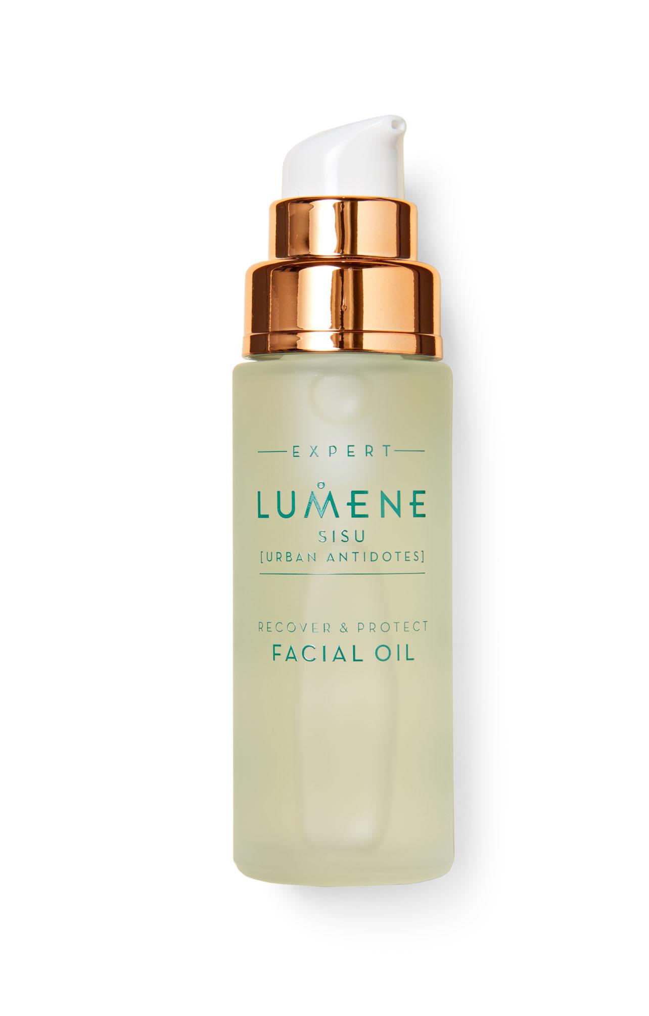 lumene facial oil
