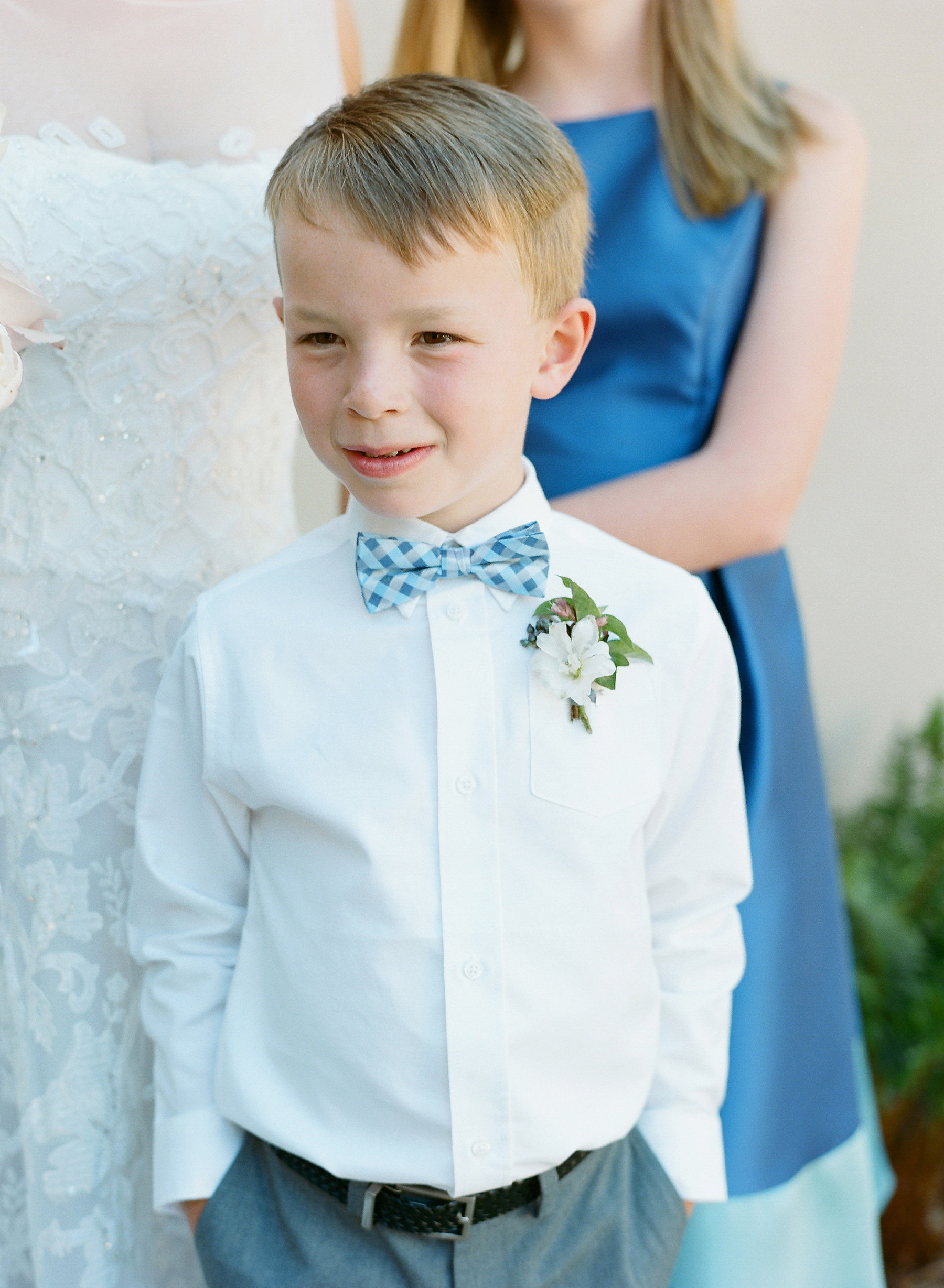 How Much Say Do You Really Have in Your Ring Bearer's Attire?