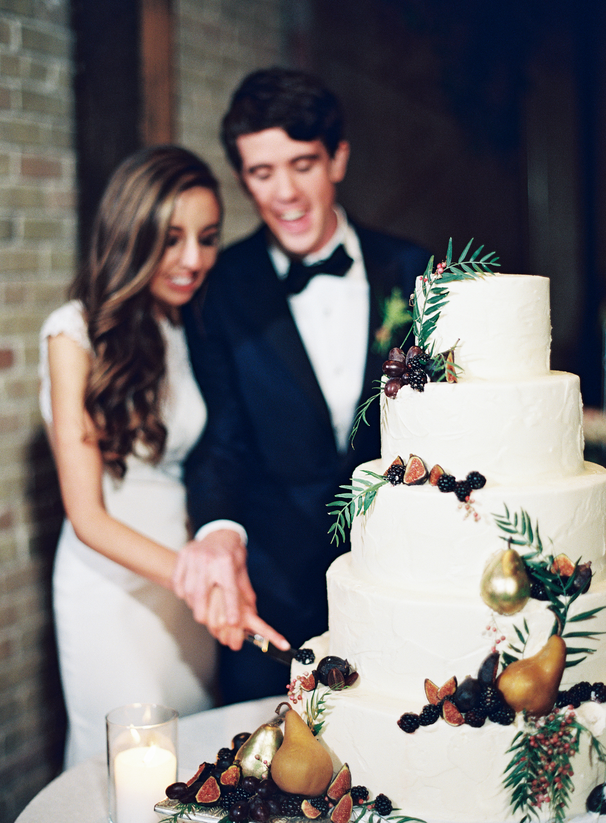 When Should You Cut Your Wedding Cake?