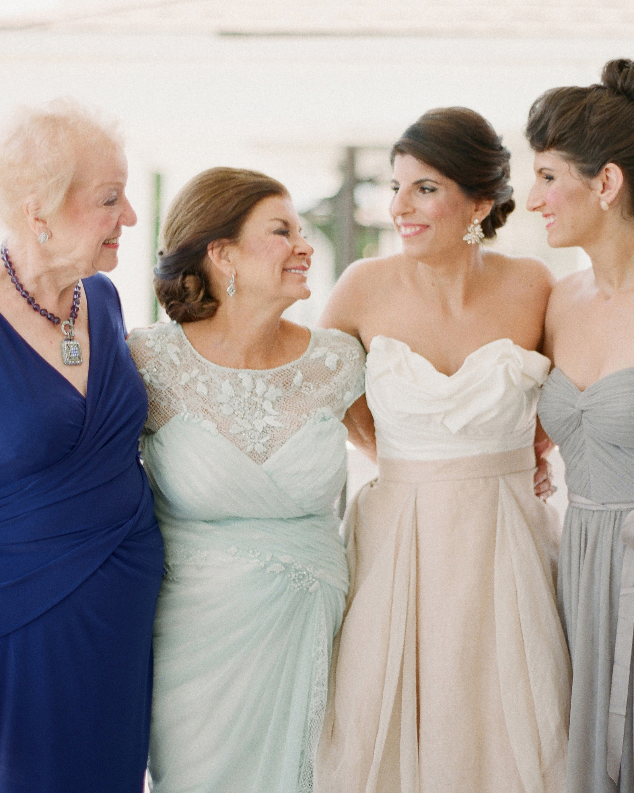 How to Manage All the Moms in Your Life on Your Wedding Day
