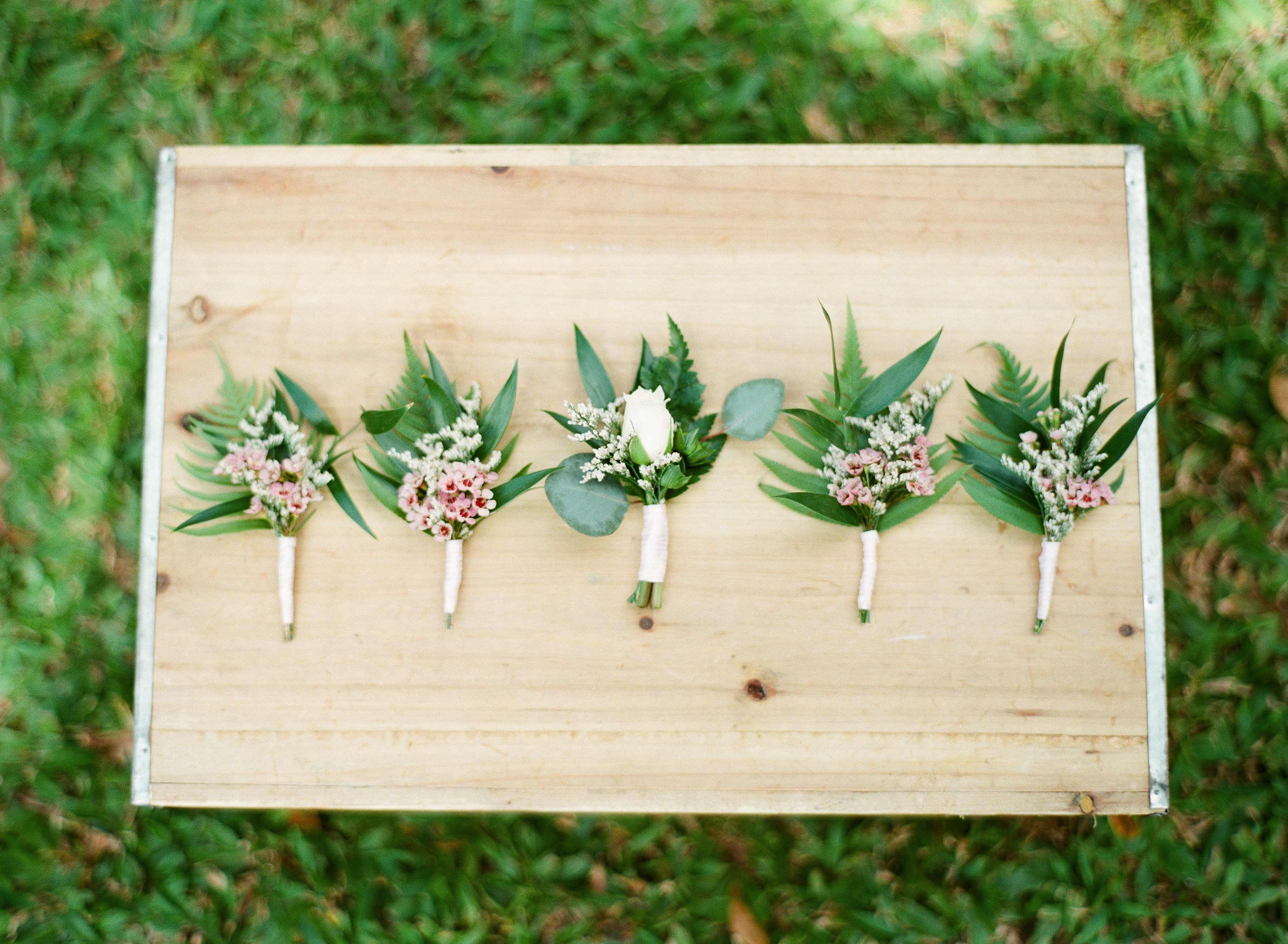 spring boutonnieres