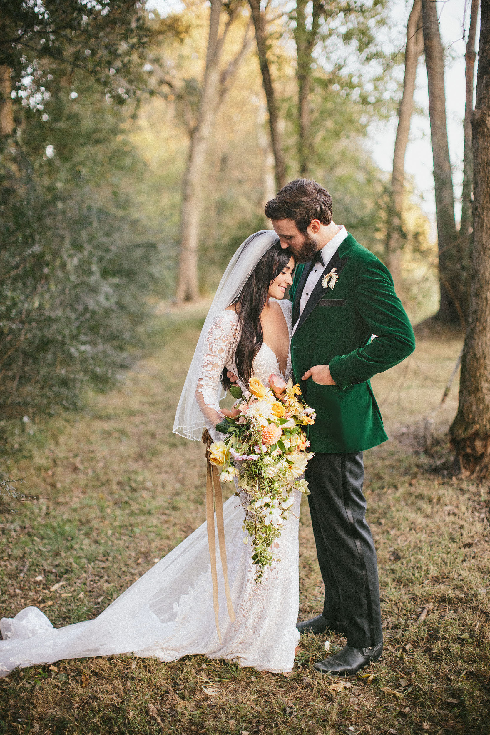 Kacey Musgraves and Ruston Kelly's Charming Tennessee Wedding