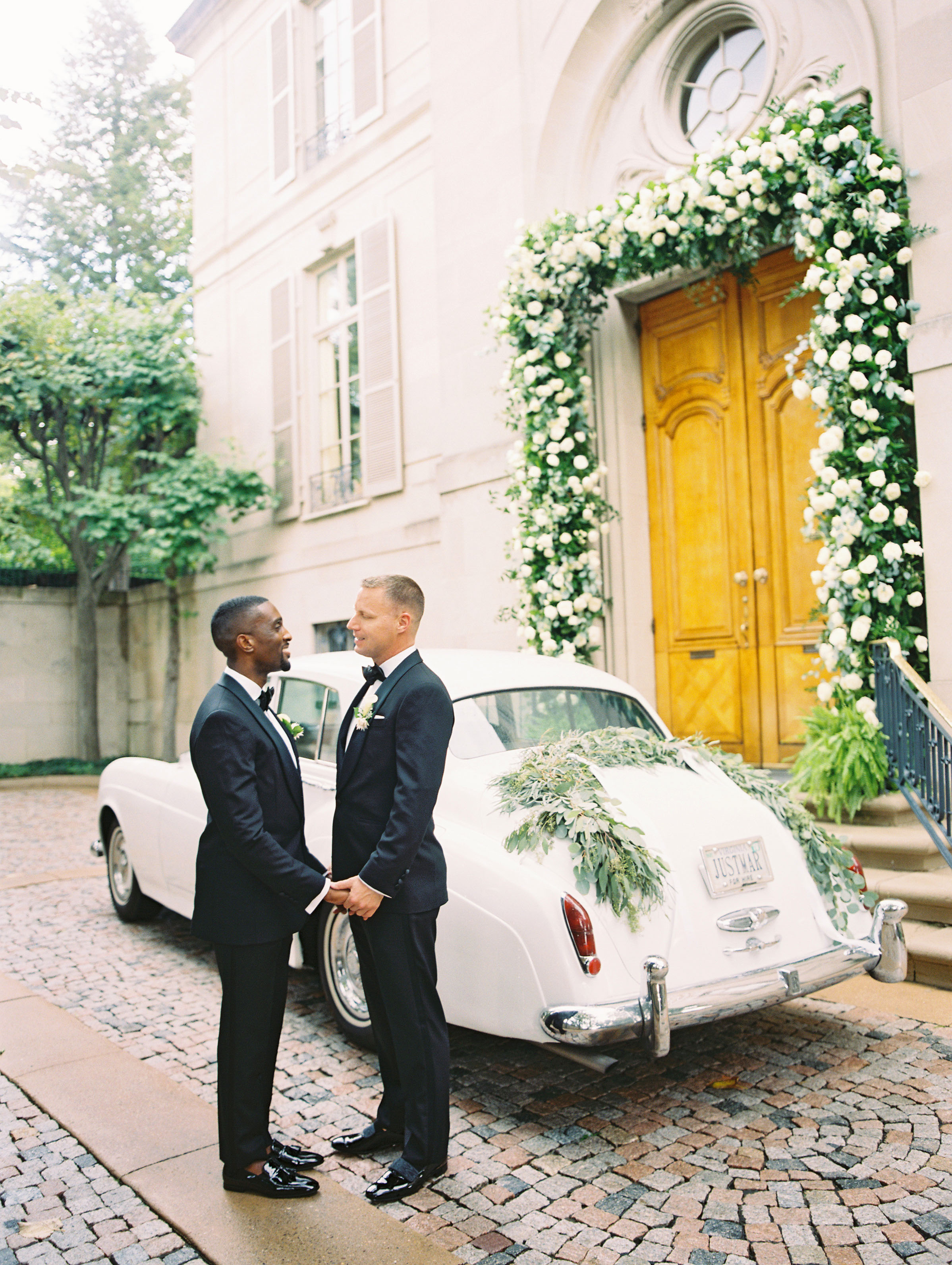jermaine scott wedding dc grooms