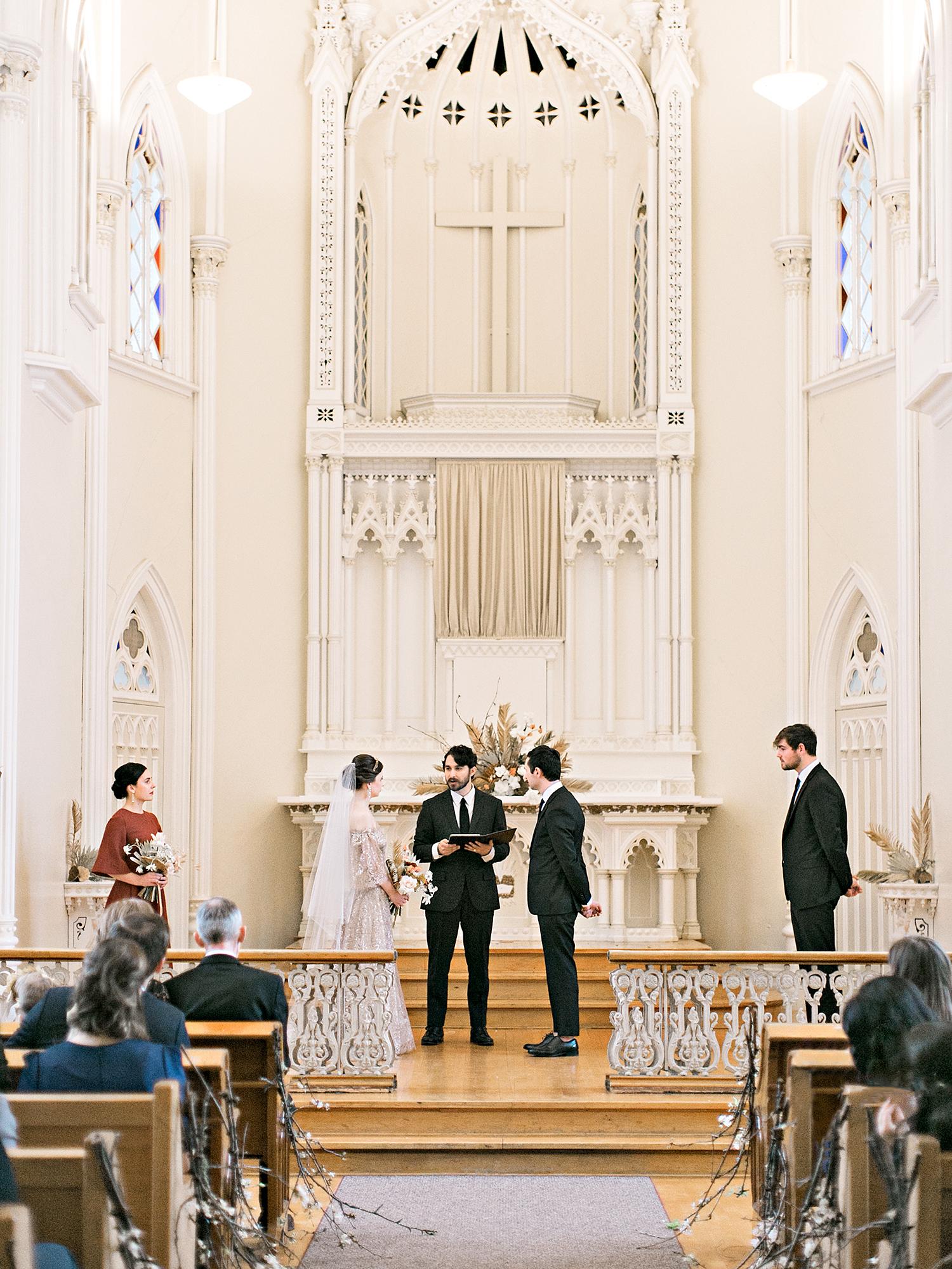 kae danny wedding ceremony