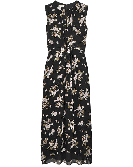 Vince Asymmetric Dress