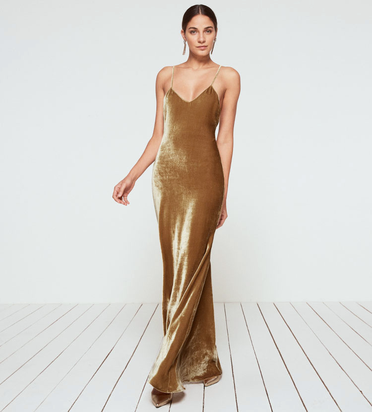engagement party dress reformation