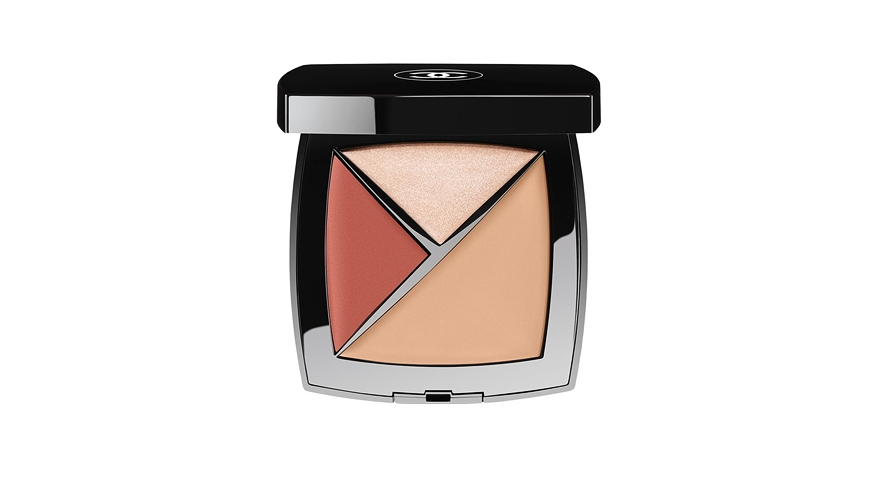 beauty product chanel palette compact