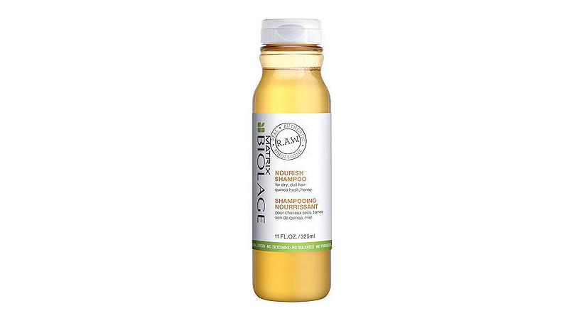 beauty product biolage nourish shampoo