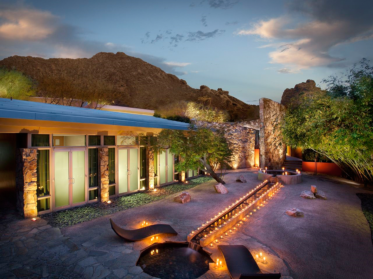 Where to Stay: Sanctuary Camelback Mountain Resort & Spa