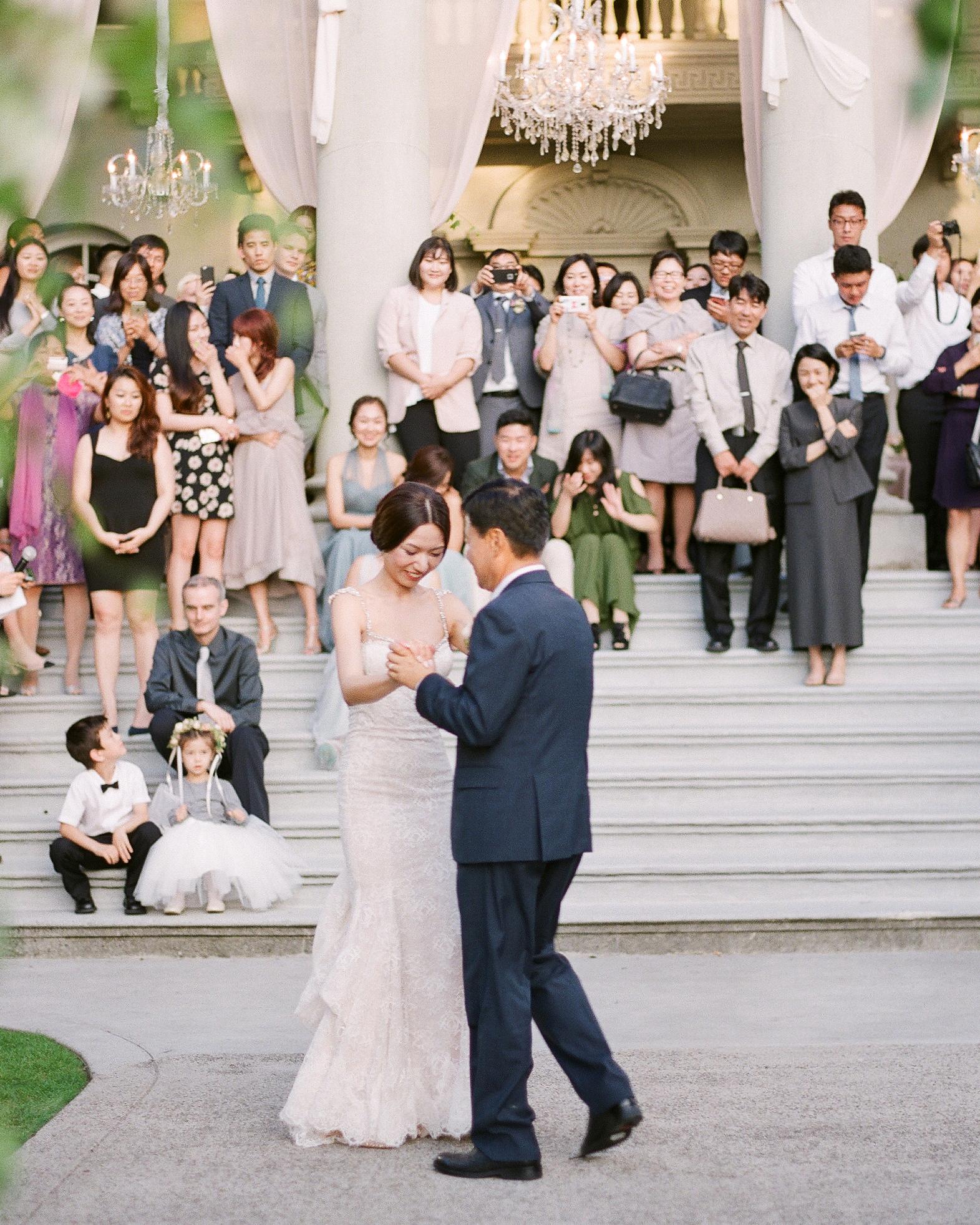 gloria zee wedding first dance