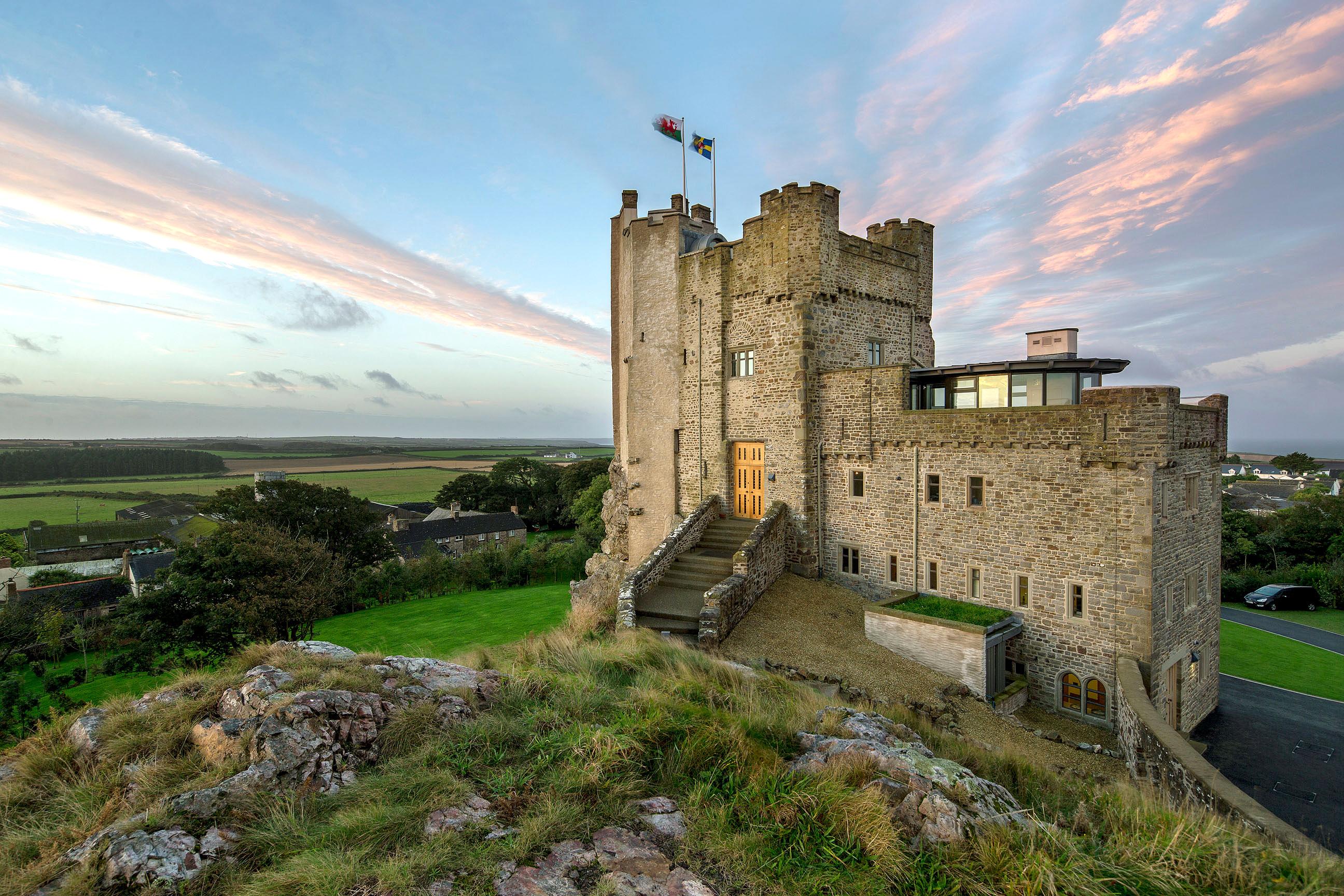 castle resort wales