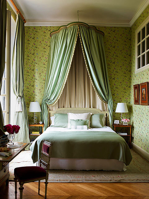 green bed resort