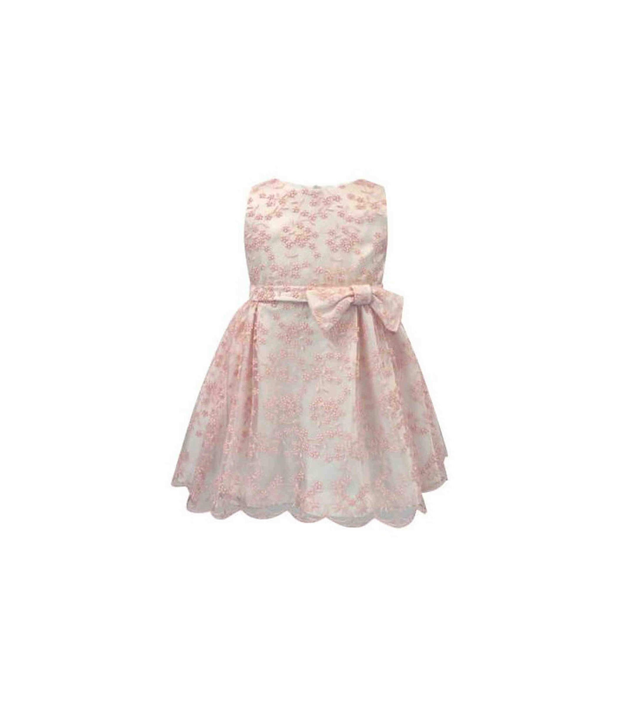 Helena and Harry Pink Lace Dress