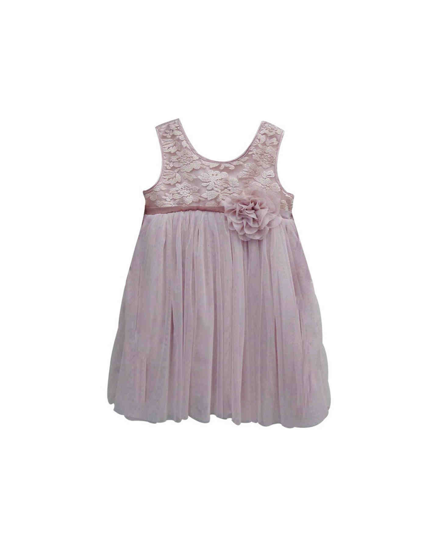 Popatu Dusty Pink Dress