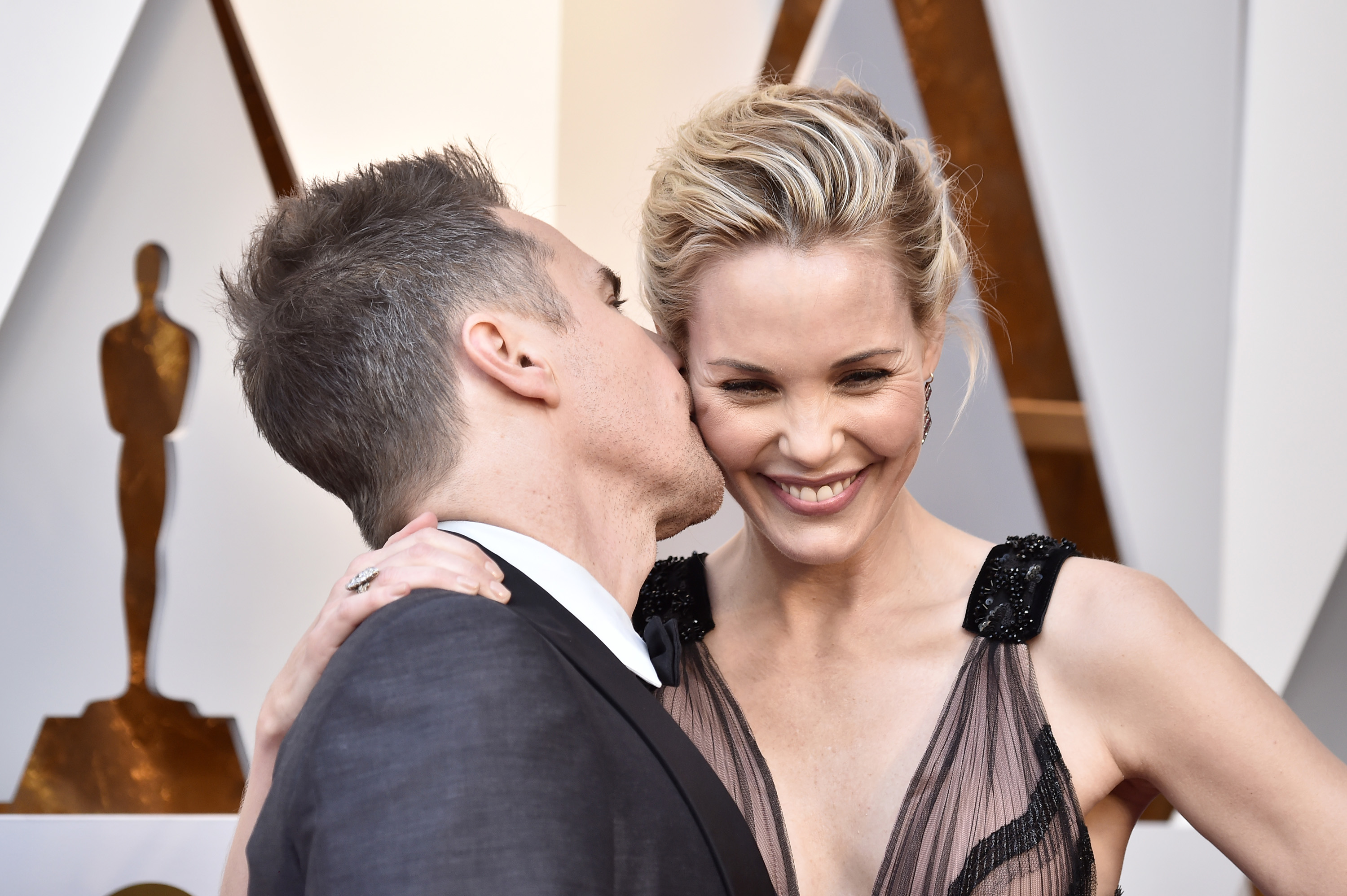 Oscars 2018: Our Favorite Couples on the Red Carpet