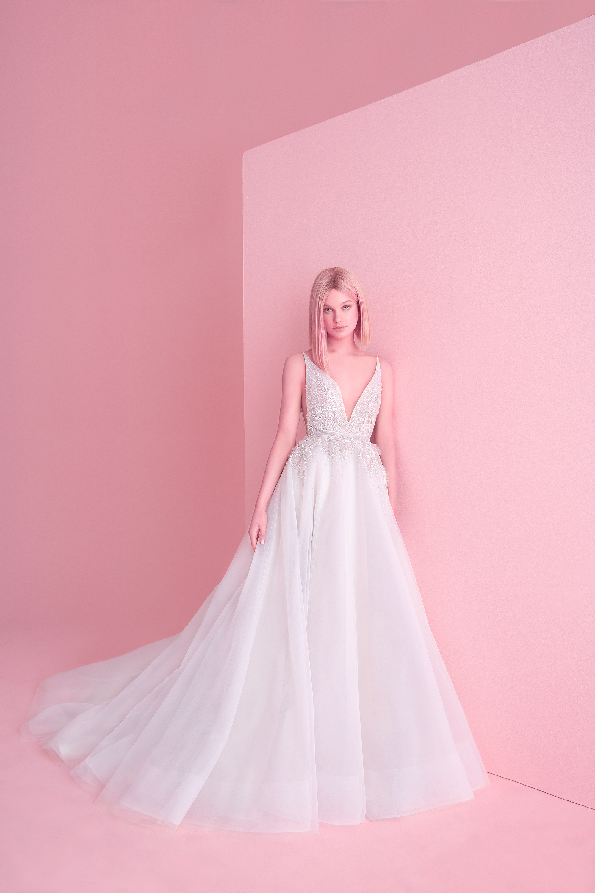 Hayley Paige Spring 2019 Wedding Dress Collection