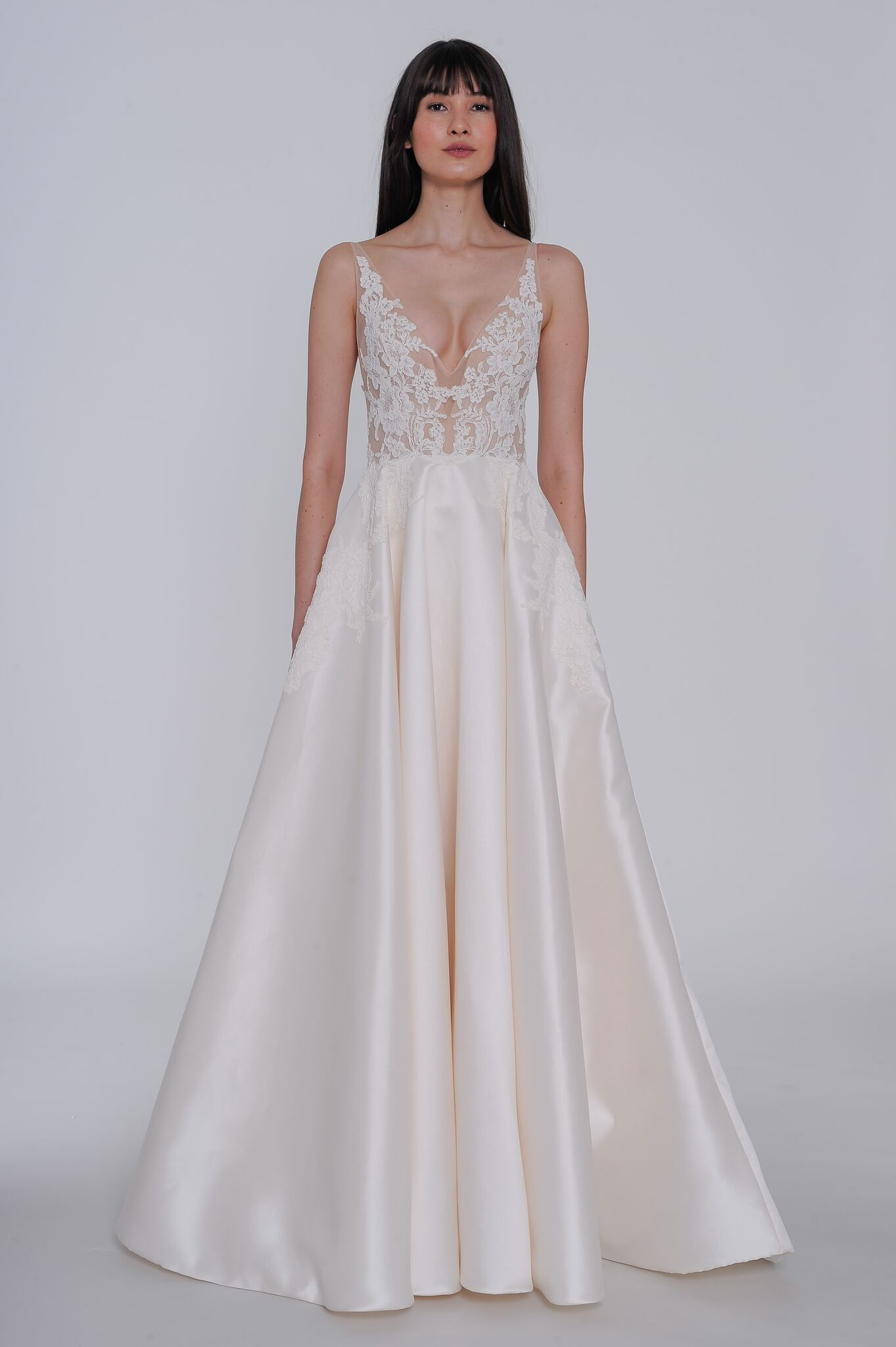 "lazaro ""rufina"" wedding dress spring 2019"