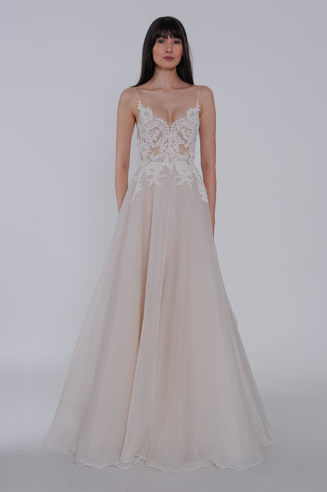 "lazaro ""vanessa"" wedding dress spring 2019"