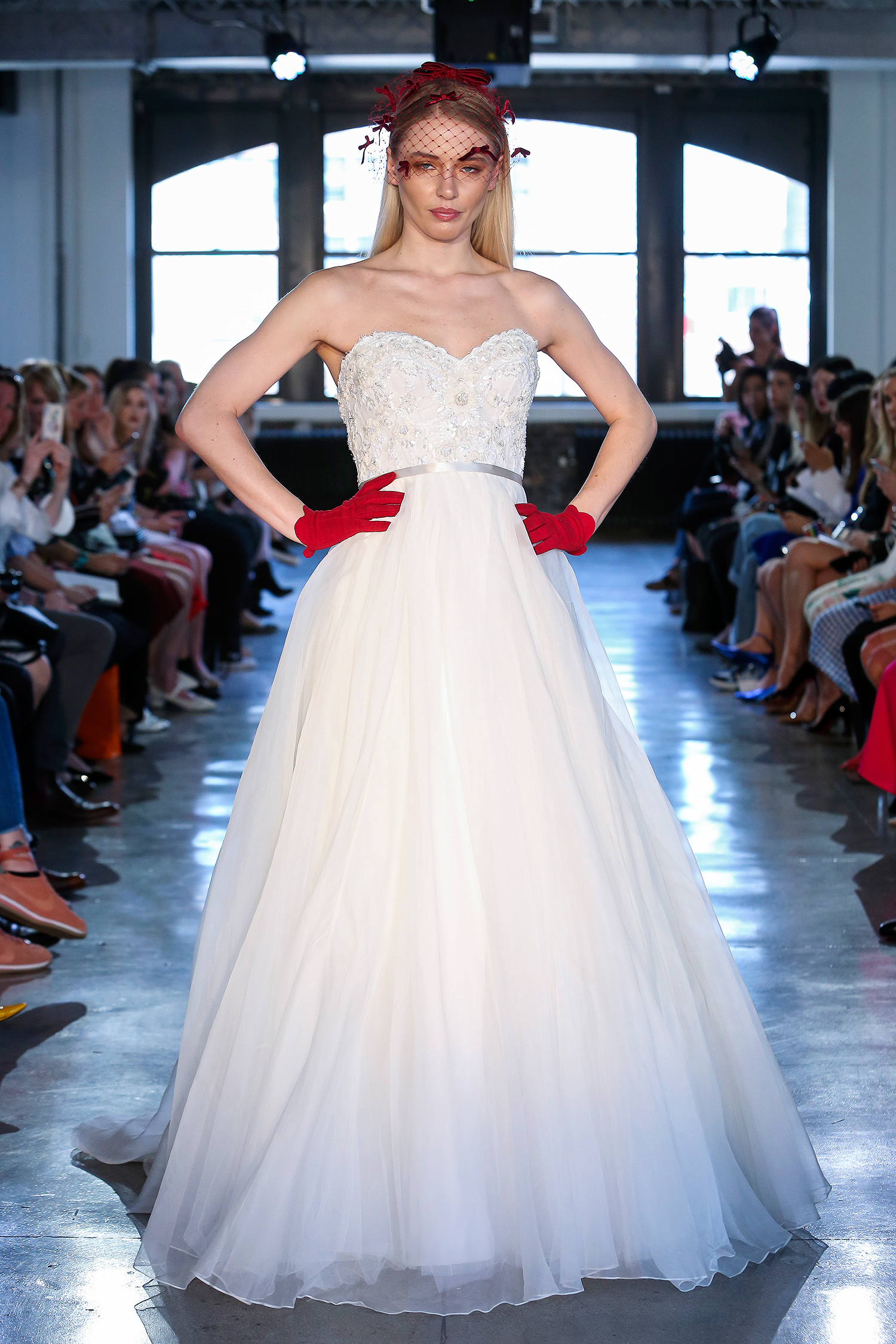 watters wedding dress spring 2019 sweetheart belted ball gown