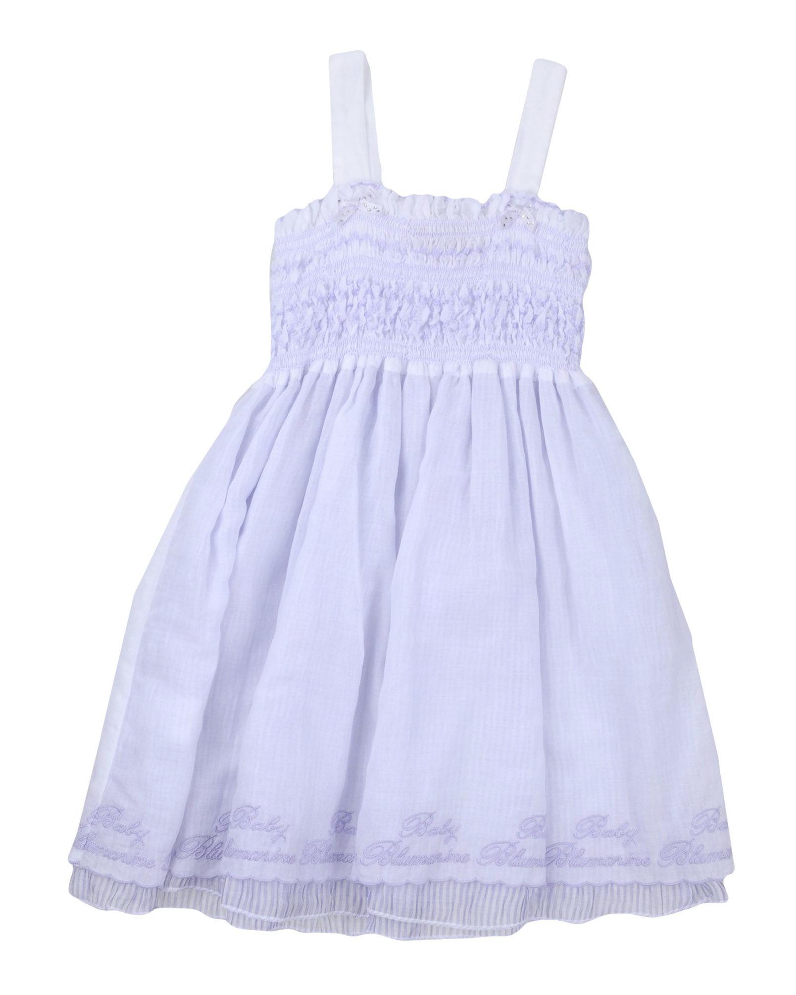 Miss Blumarine Cotton Dress