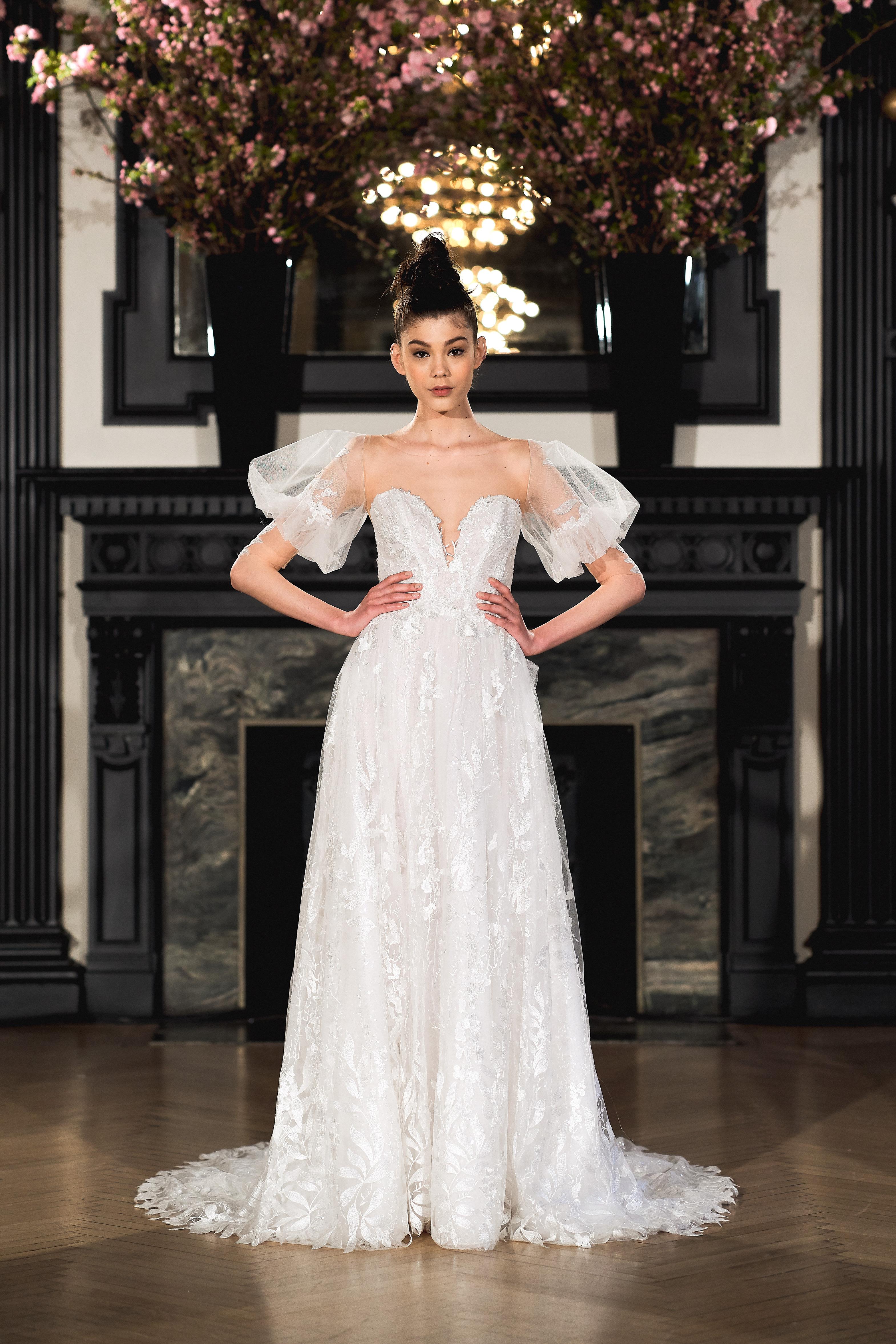 Ines di Santo Spring 2019 Wedding Dress Collection