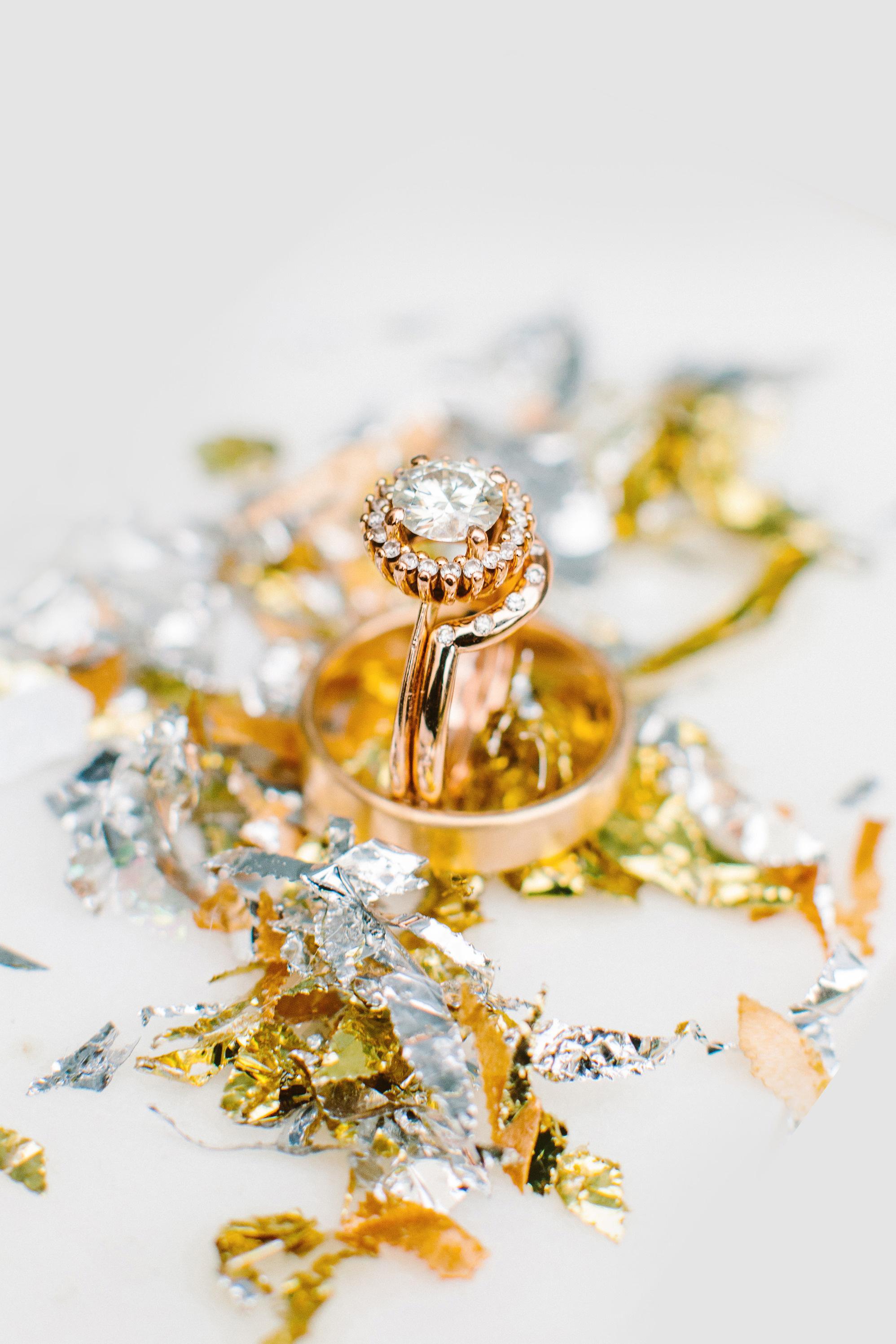 sara ryan wedding philadelphia rings