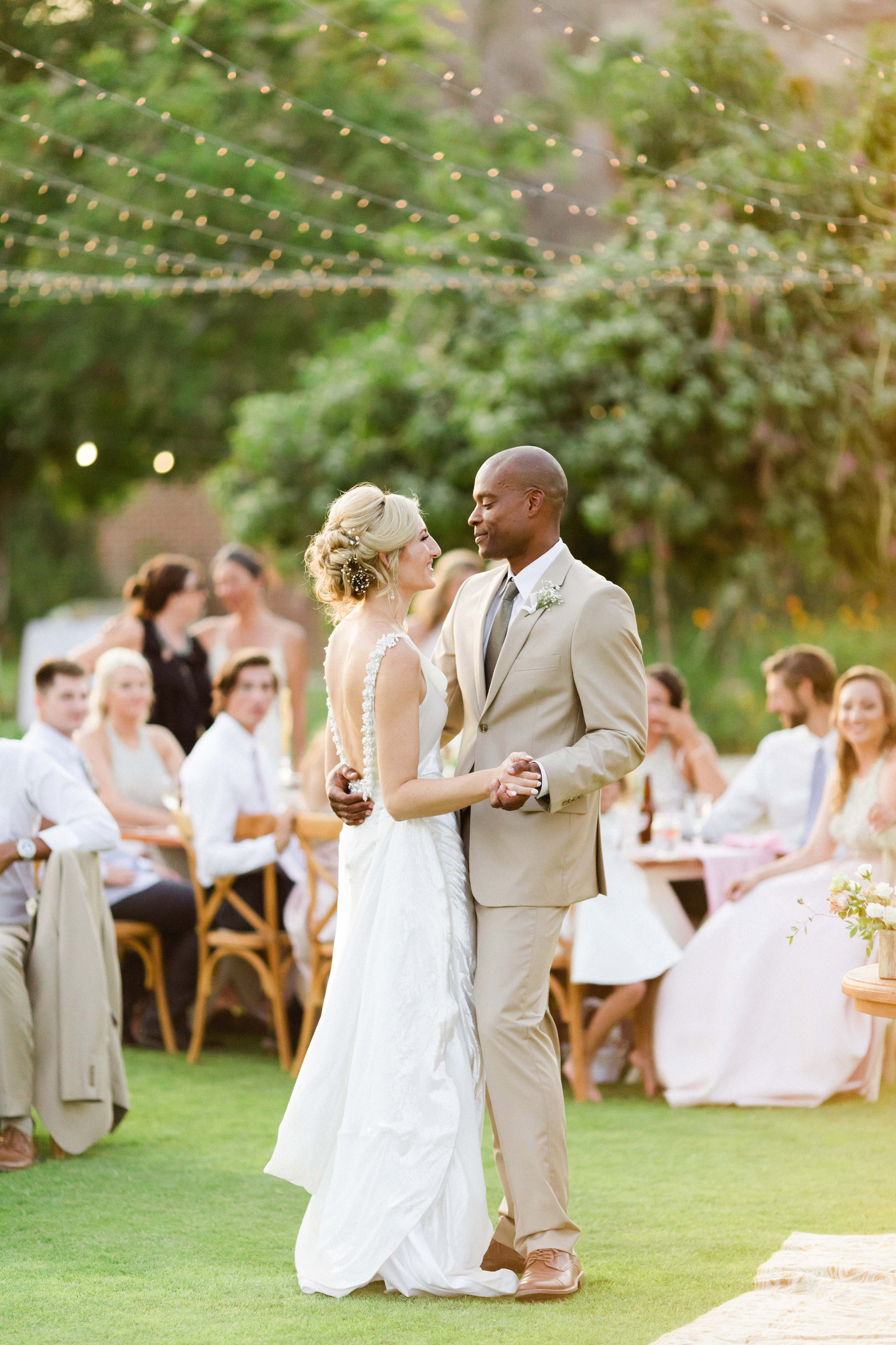 brittany craig wedding first dance