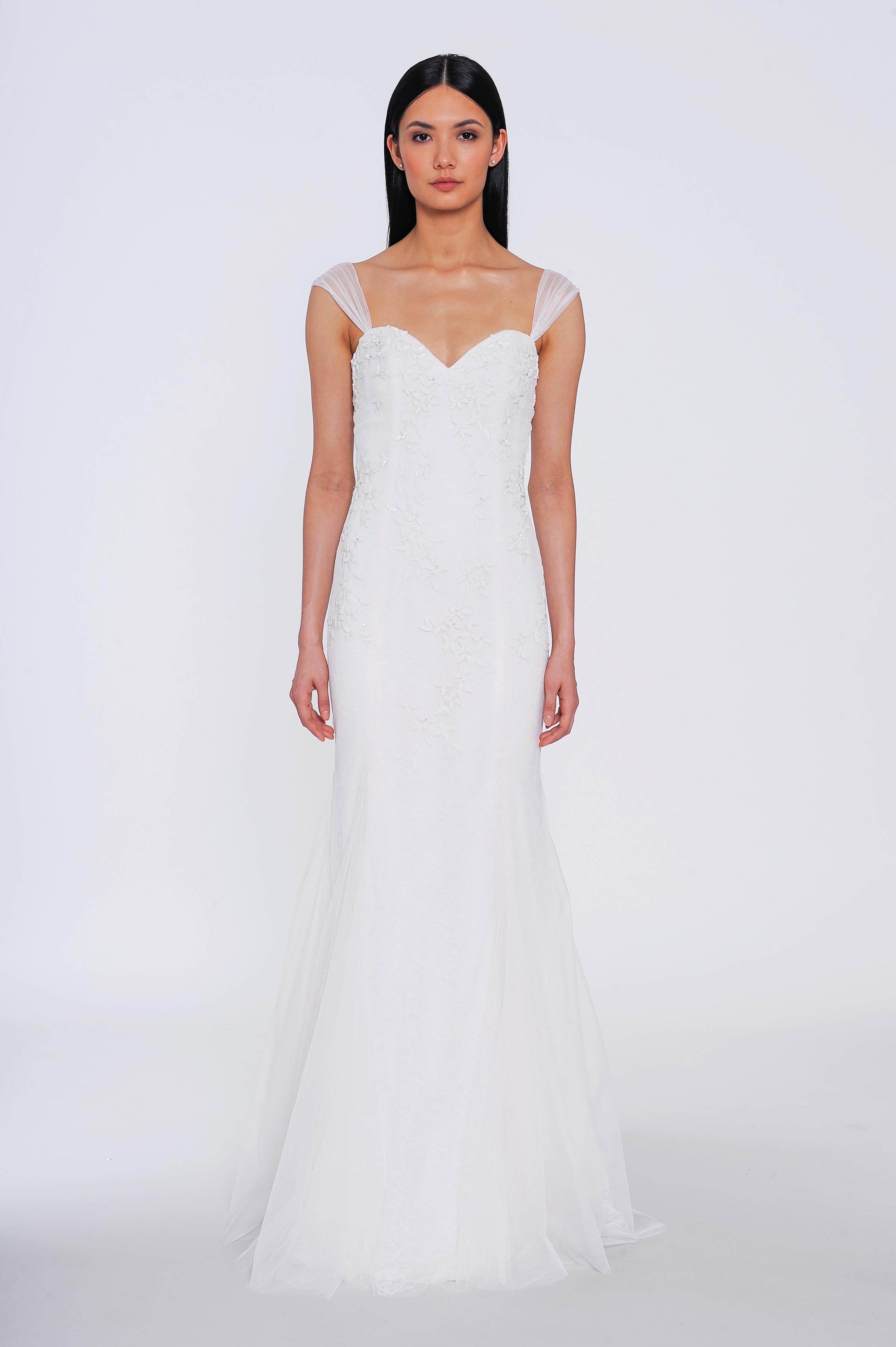 allison webb wedding dress spring 2019 tulle sheath