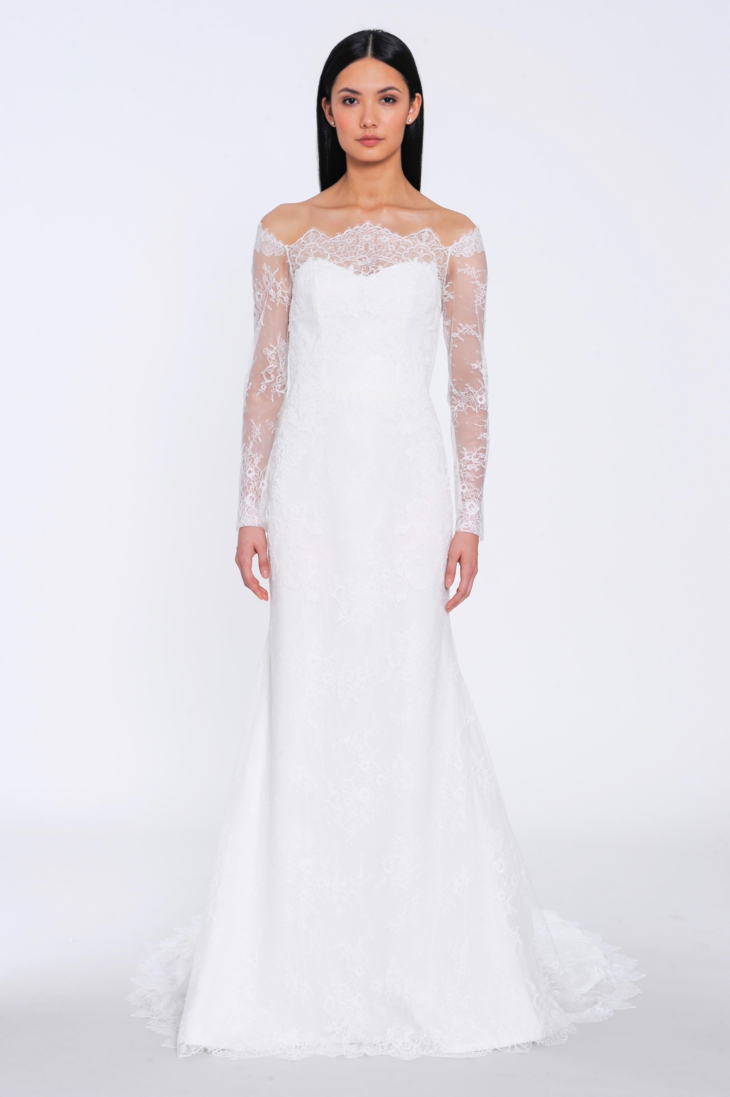 allison webb wedding dress spring 2019 off-the-shoulder