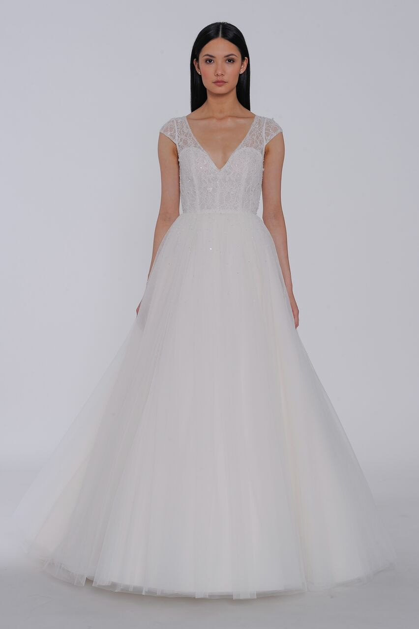 allison webb wedding dress spring 2019 tulle ball gown