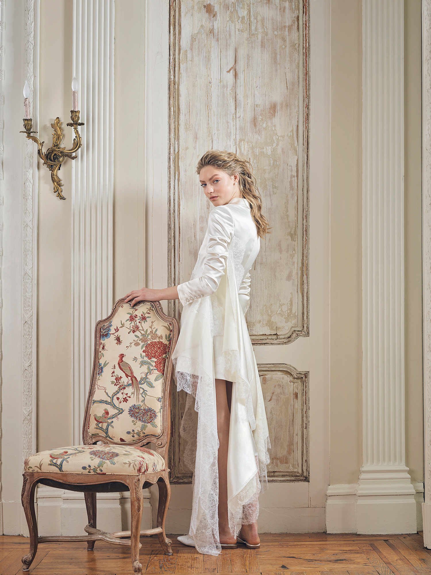 Danielle Frankel Spring 2019 Wedding Dress Collection