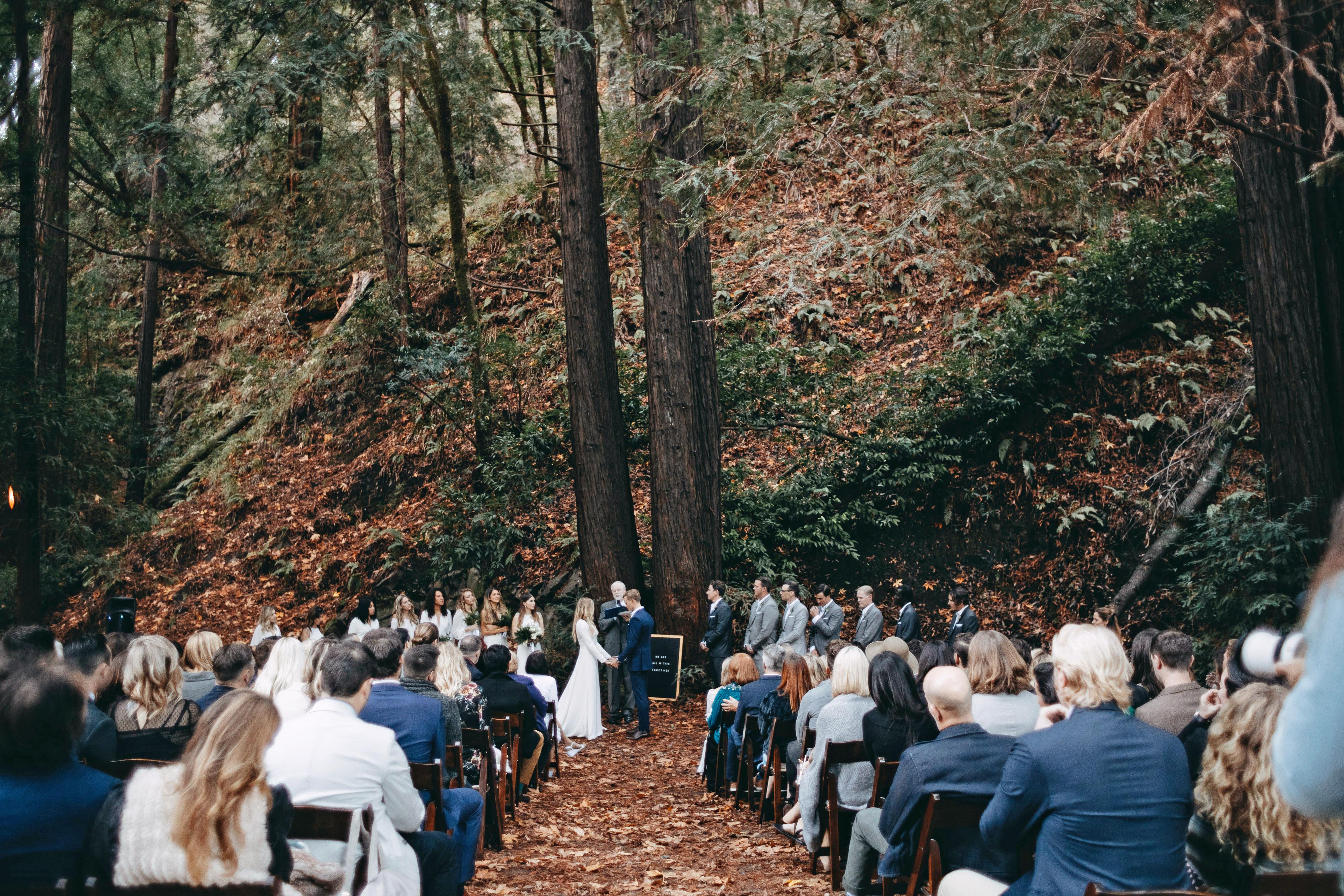 danielle adam wedding ceremony
