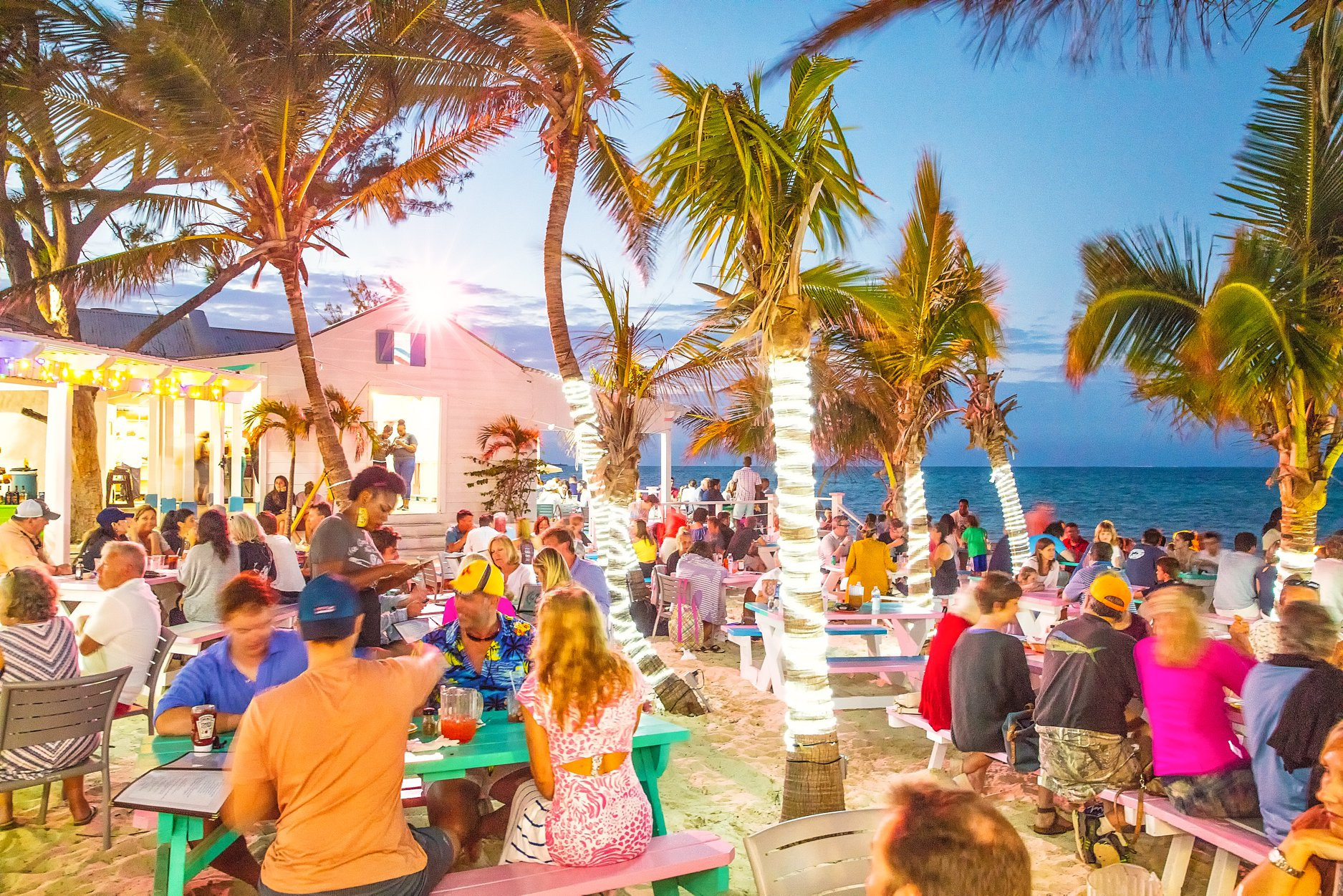 The Honeymooners Guide to Dining in the Caribbean