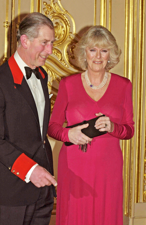 prince charles duchess camilla engagement photo