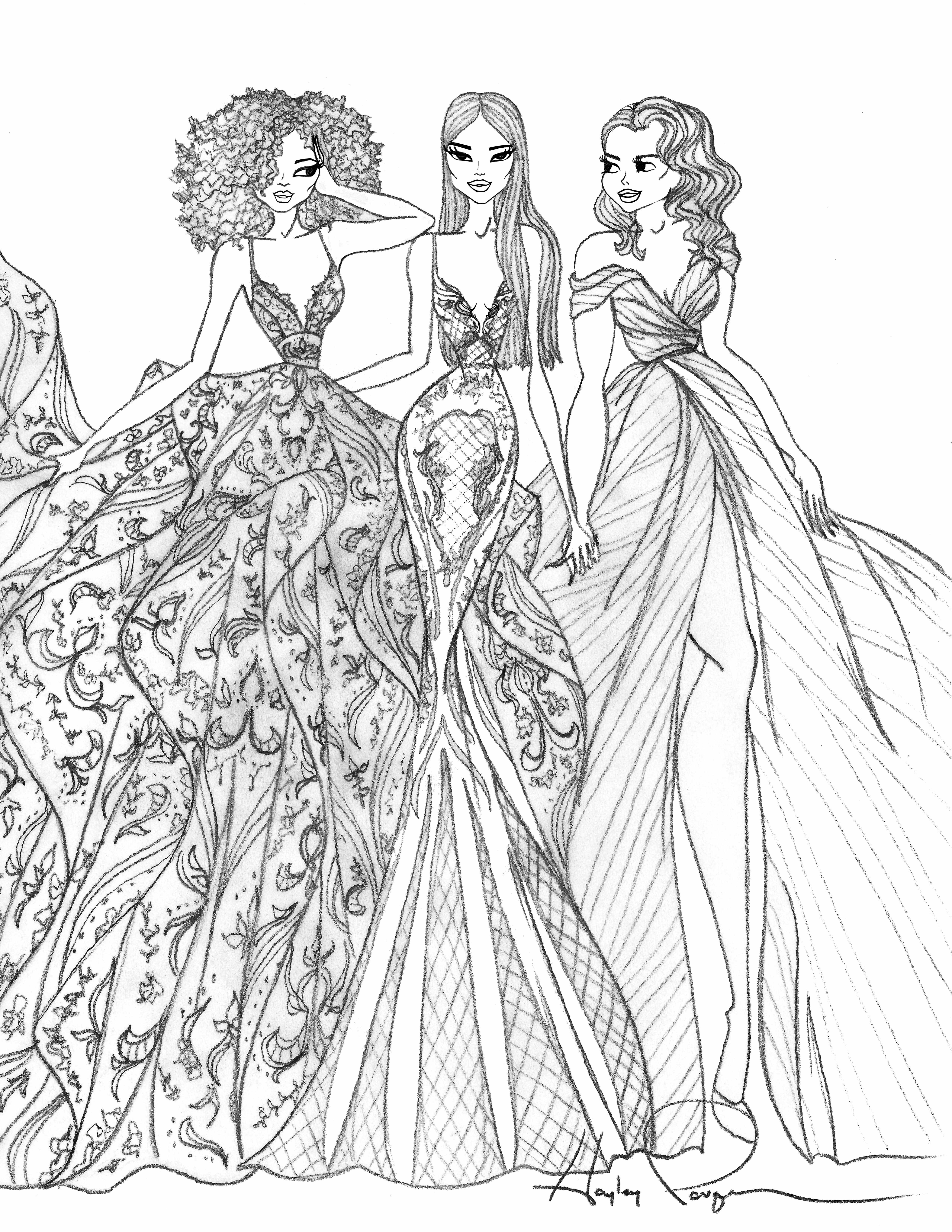 wedding sketches